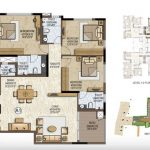 Type A - A1 3 BHK