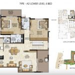 Type A2 - 4 BHK