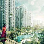 Bhartiya City Nikoo homes Balcony View