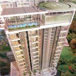Bhartiya City Nikoo homes Elevation