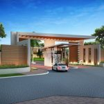 Embassy Springs Entrance View