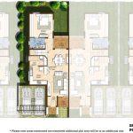 Ground floor plan 2400 Sft