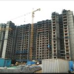 Hiranandani Glen Gate Construction Site