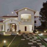 Hiranandani Villas Night View