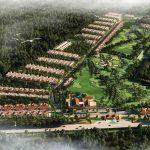 Prestige Augusta Golf Village Aerial View
