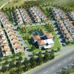 Prestige Glenwood Aerial View
