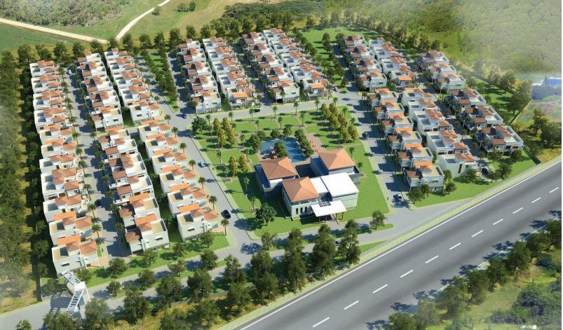 3BHK amp 4BHK Apartments Budigere Resale Prestige  : Prestige Glenwood Aerial View from www.bangaloreresale.in size 803 x 471 jpeg 114kB