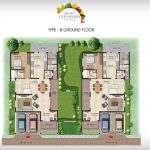Prestige Glenwood type B Ground floor plan