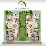 Prestige Glenwood type C Ground floor plan