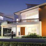 Prestige Mayberry Villa View