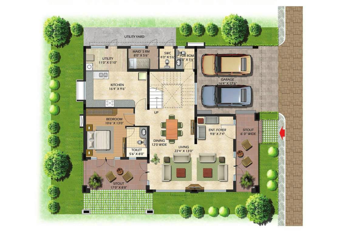 4 bhk villa resale budigere prestige glenwood for 4 bhk villas in bangalore